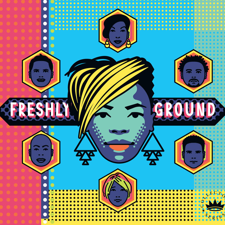 Freshlyground - African Cream